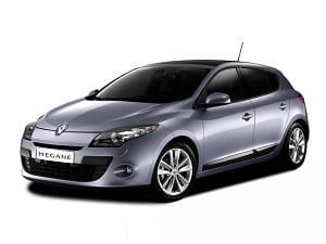 Renault Meganne 3 лобовое стекло в Минске