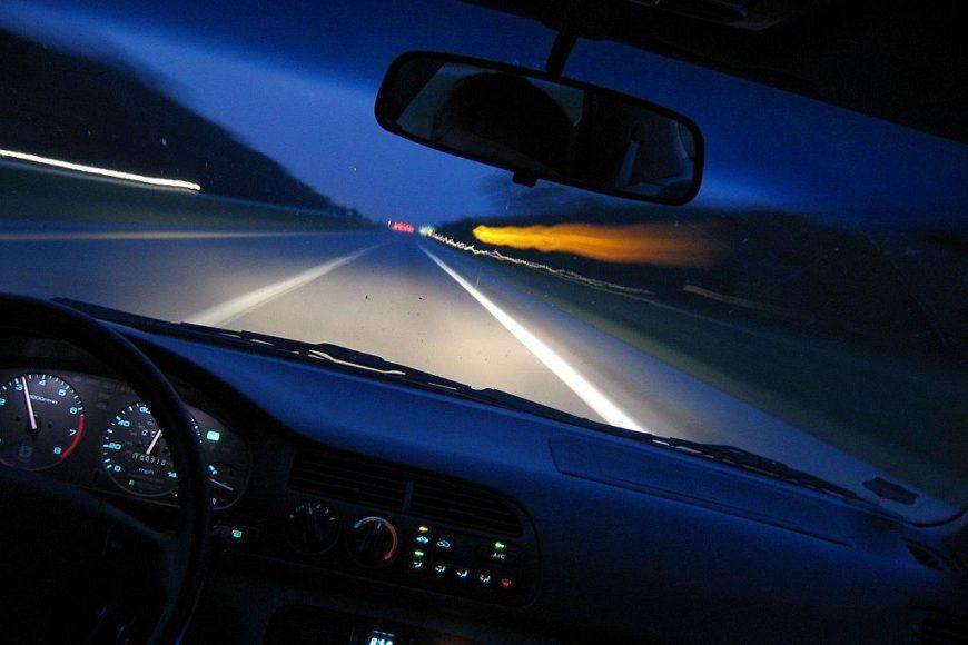 Три шага, чтобы улучшить обзорность в автомобиле
