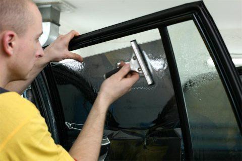 Тонировка автомобиля в ДИТС сервис