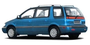 mitsubishi space wagon лобовое стекло SFG