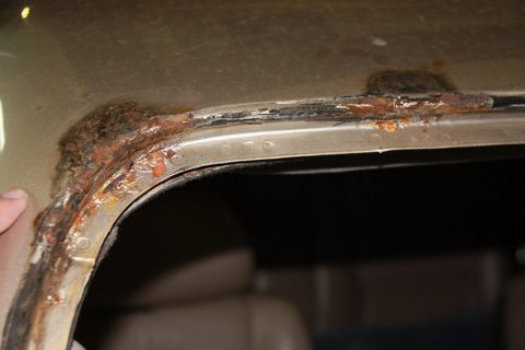 ремонт рамки лобового стекла в Минске ДИТС сервис