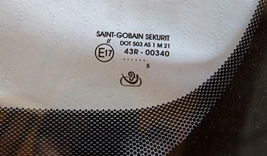 Sekurit Saint Gobain