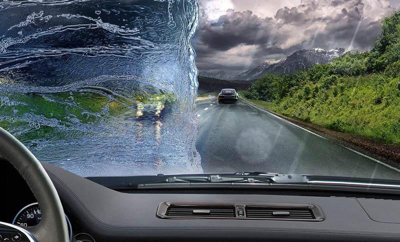 Антидождь для автомобиля. Нужен или нет?