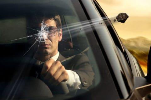 Можно ли пройти техосмотр с трещиной лобового стекла