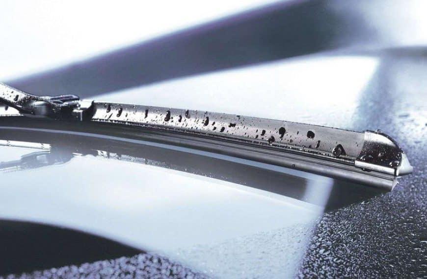 Зачем менять щетки при замене стекла