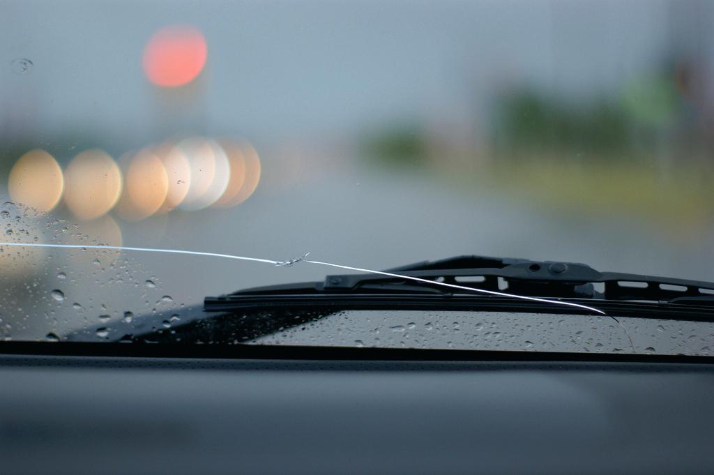 Виды и степени повреждений стекла